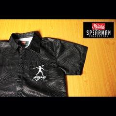 MAGAS (SPEARMAN COLLECTION BLACK) Polo Shirt