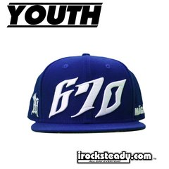 MAGAS (670 REPRESENT BLUE) Youth Snapback