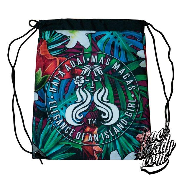 MAS MAGAS ( Paradise ) Drawstring Bags