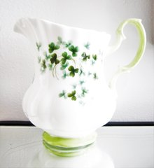 Royal Albert Shamrock Creamer