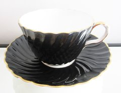 Ansley Bone China Cup and Saucer