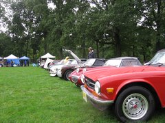 02 - FALLFEST 2018 ALL BRITISH AUTOMOBILES & MOTORCYCLES ARE WELCOME Price changes after September 18.