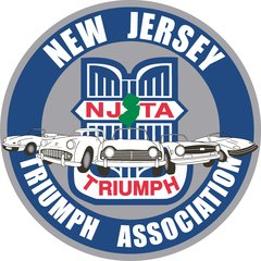 New Member form for joining the New Jersey Triumph Association. Please go to the bottom of this page to find the mail in form if you wish to not use on-line sales transactions and supply as much information as you are willing.