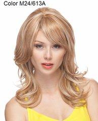 Olinda Sepia Human Hair Blend