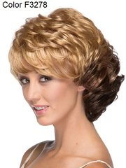 Elena Sepia Synthetic Hair