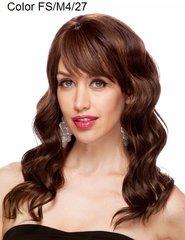 Marisa Sepia Human Hair Blend