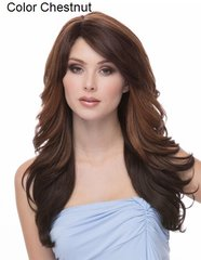 Phoenix Sepia Synthetic Hair Heat Resistant