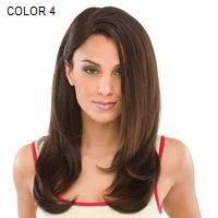 Juliet Sepia Human Hair Blend