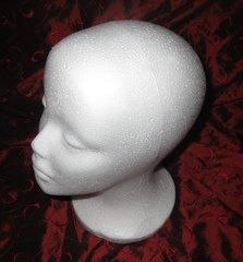 Wig Stand Foam Head