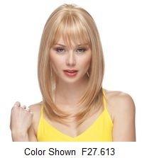 Miranda Sepia Human Hair Blend