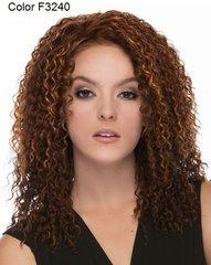 Chaka Sepia Synthetic Hair Heat Resistant