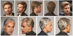 Wigs for Men Click Here