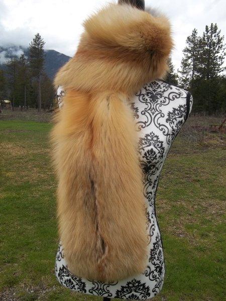 red fox fur nebula - photo #38