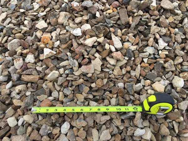 Ks river decorative rock k m services your source for for Landscaping rocks in kansas city
