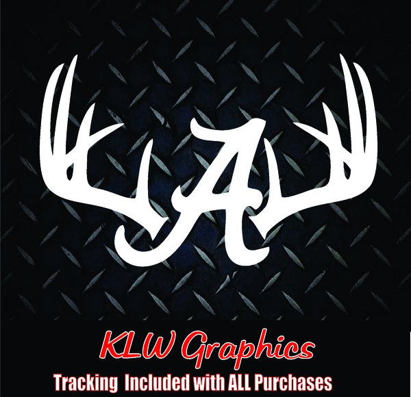 Alabama Crimson Tide Car Sticker Decal Truck Diesel South - Truck decals and stickers