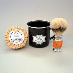 Set - Black Mug Americano