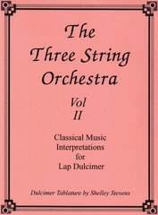 G. The Three String Orchestra Vol. II
