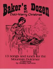 L. Baker's Dozen #5 Dulci-Merry Christmas Vol. 1