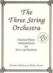 F. The Three String Orchestra Vol. I with CD