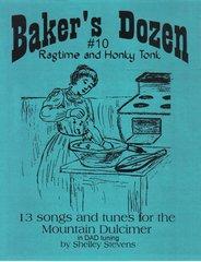 Q. Baker's Dozen #10 Ragtime and Honkeytonk