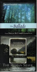 X. Sweetwater sings THE BALLADS from Sharyn McCrumb's early ballad novels