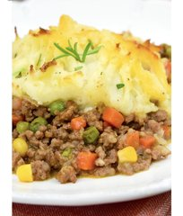Family Meal Night Cleaned Up Sheppard's Pie