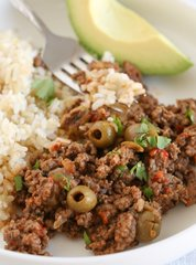 Wednesday Family Meal Night Slow Cooked Picadillo
