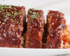 Monday or Wednesday Delivery FamilyMeal Night Chipotle Glazed Turkey Meatloaf