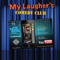 My Laughers Comedy Club Sandard Sponsor