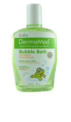 Organic Baby Bubble Bath