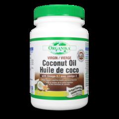 Coconut Oil w/Omega-3