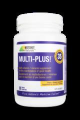 Multi-Plus! Adult Vitamin & Minerals