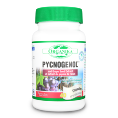 Pycnogenol w Grape Seed