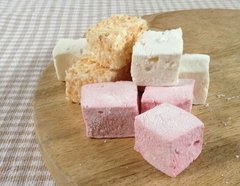 It's a Mixed Bag: Raspberry, Lemon and Coconut