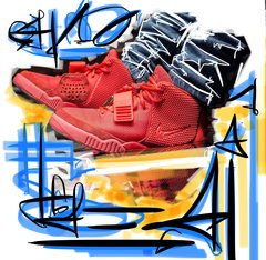 Red October • DS prints