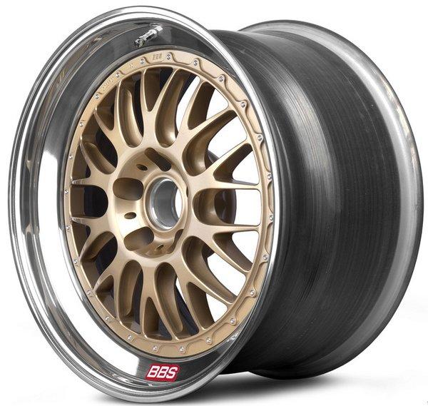 Wheels 996 997 Bbs E88 Series Forged Race Wheel Rear 12