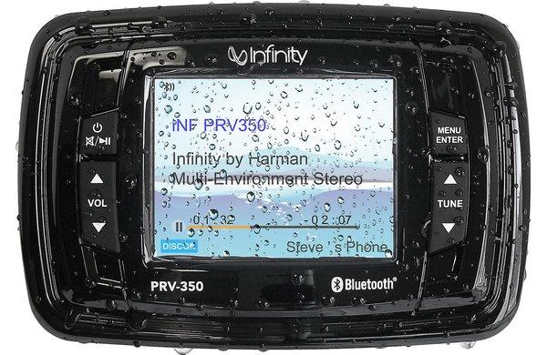 Infinity Am Fm Usb Bluetooth Multimedia Marine Stereo
