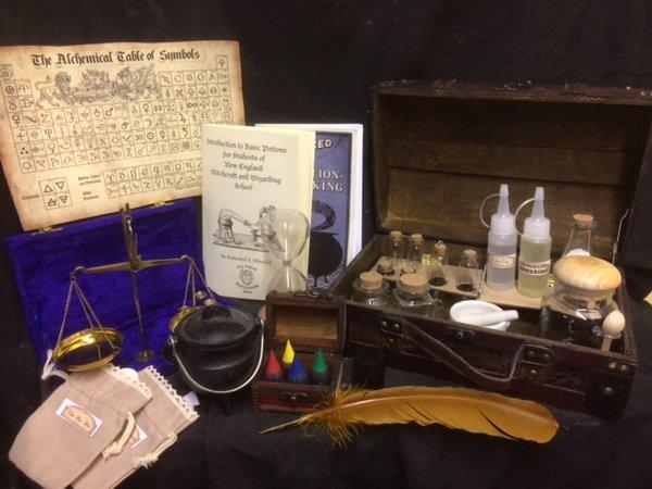 Supreme Potions Kit