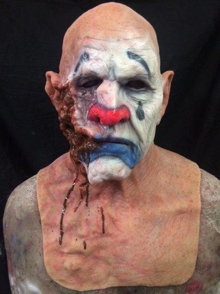 Hobo the sad clown