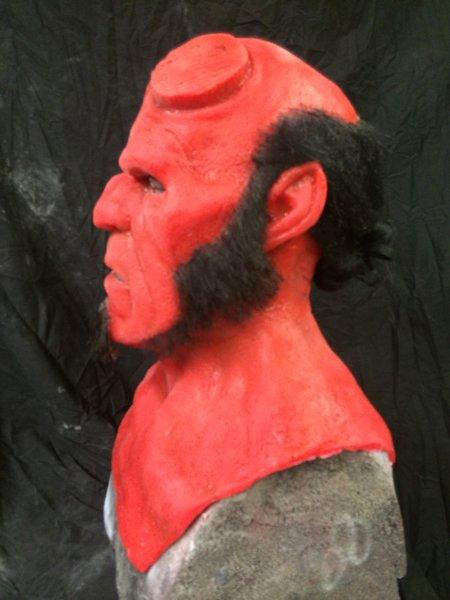 Mutton Chop sideburns
