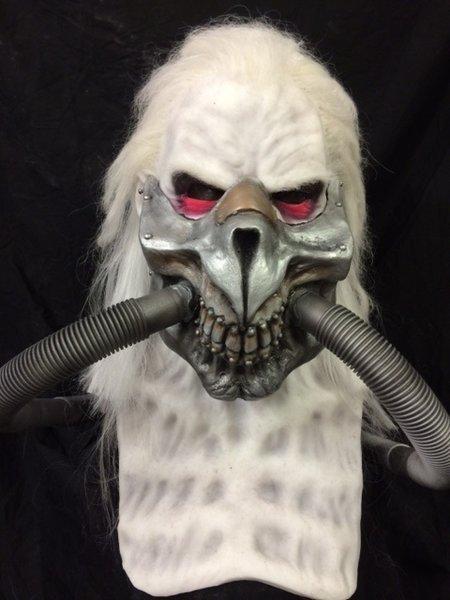 The Warlord - 2 mask set