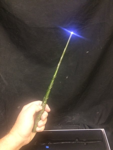 Wand- Hermione LED Wand