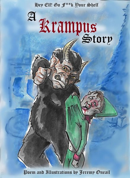 A Krampus Story Graphic Novel