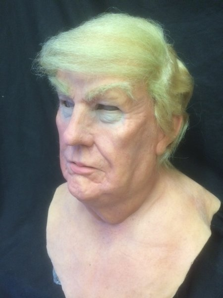 President Trump Deluxe Mask