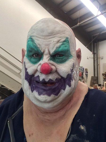 Fatty - evil clown version
