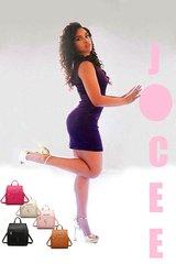 """JOCEE """"001"""" Stamped Series"""
