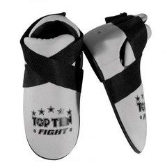TOP TEN Fight Kicks White