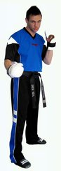 TOP TEN Sparring Uniform Blue/Black
