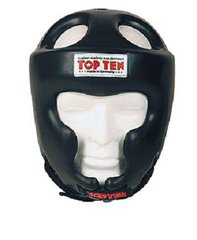 TOP TEN Full Protection Headgear