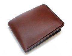 Bifold Wallet - medium brown